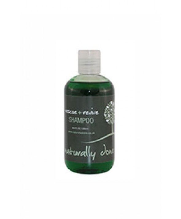 NATURALLY DONE RESCUE & REVIVE SHAMPOO 250ML